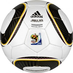 Fotbalový míč Adidas Jabulani Hardground
